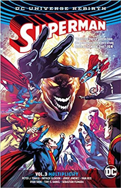 Superman Vol 03 Multiplicity (REBIRTH)