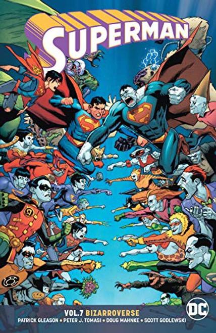 Superman Vol 07 Bizarroverse (REBIRTH)