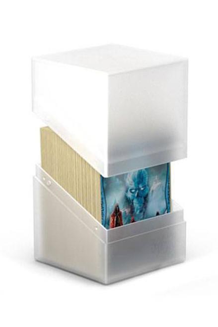 Ultimate Guard Boulder Deck Case 100+ Standard Size Frosted