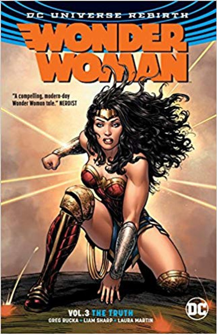 Wonder Woman Vol 03 The Truth (REBIRTH)