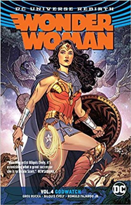 Wonder Woman Vol 04 Godwatch (REBIRTH)