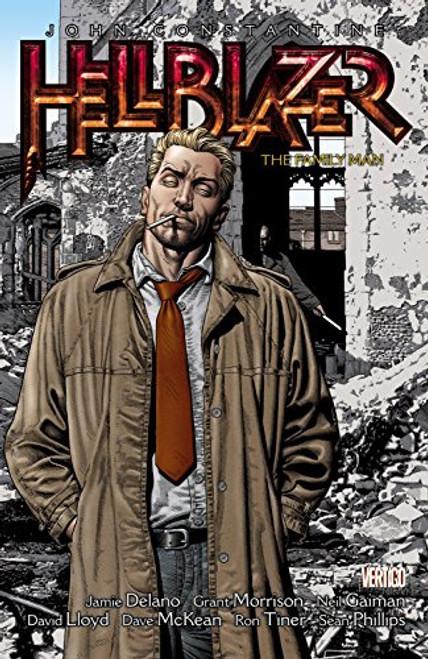 Hellblazer Vol 4 The Family Man