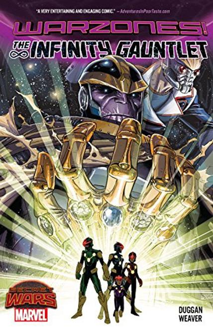 Infinity Gauntlet Warzones