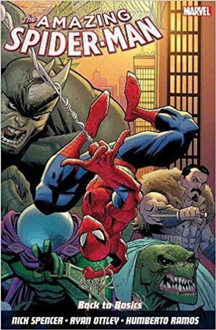 Amazing Spider-Man Vol 01 Back To Basics