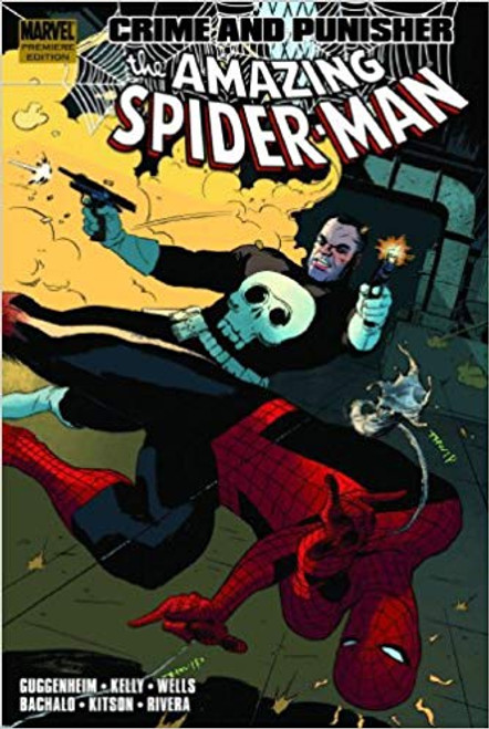 Spider-Man Crime And Punisher