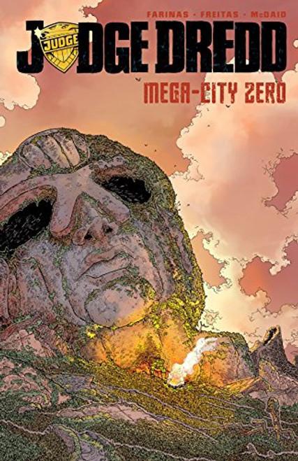 Judge Dredd Mega-City Zero Vol 01