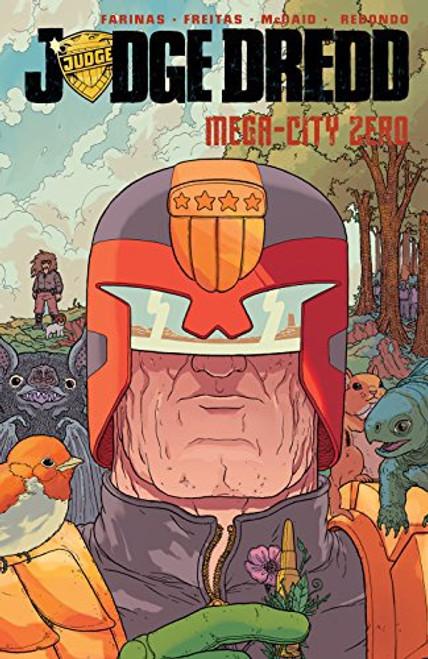 Judge Dredd Mega-City Zero Vol 2
