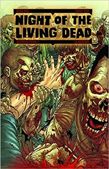 Night Of The Living Dead Aftermath Vol 2