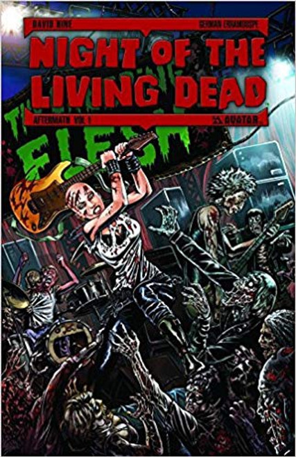 Night Of The Living Dead Aftermath Vol 1