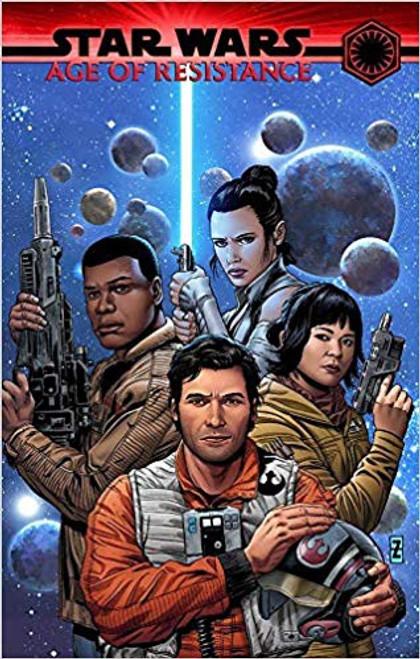 Star Wars Age Of Resistance Heroes