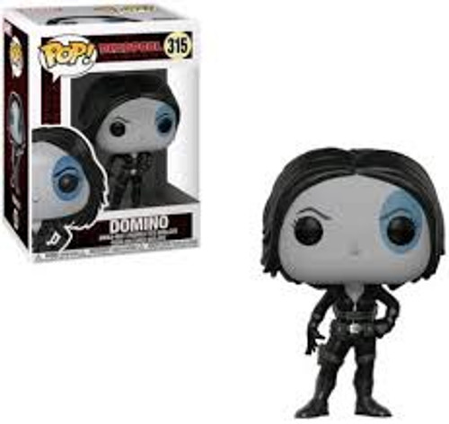 Pop Deadpoo:L Domino #315 REDUCED TO CLEAR