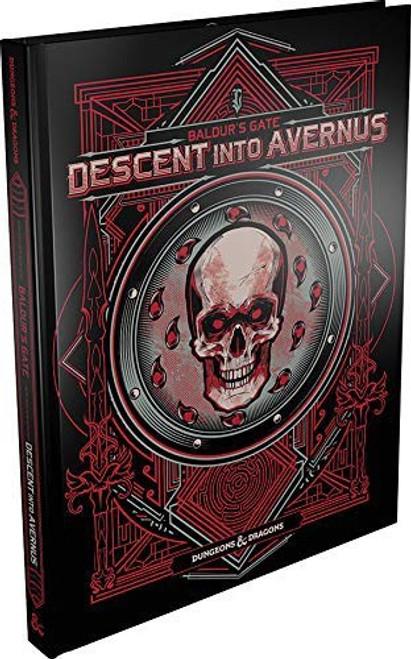 D&D Baldur's Gate: Descent Into Avernus (Alternate Cover)