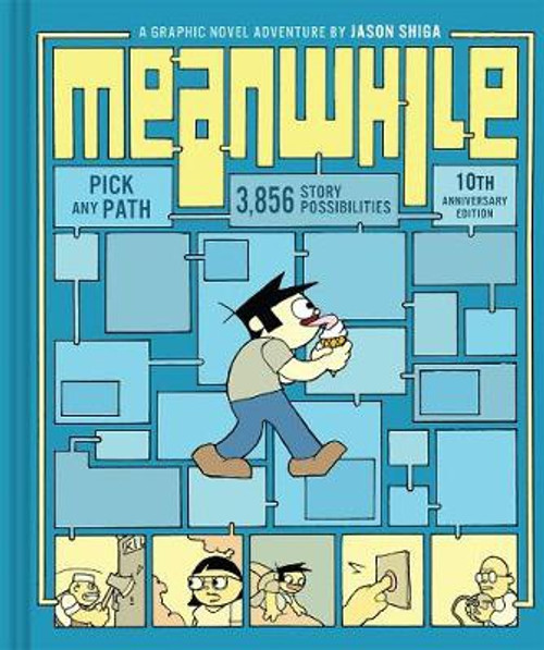Meanwhile 10th Anniversary Edition Hc