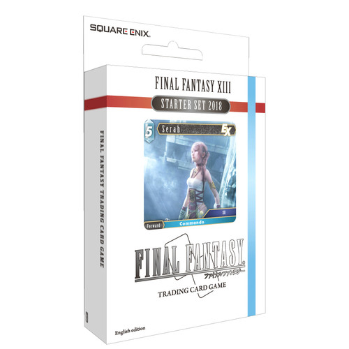Final Fantasy TCG Opus 13 - XIII Starter Set