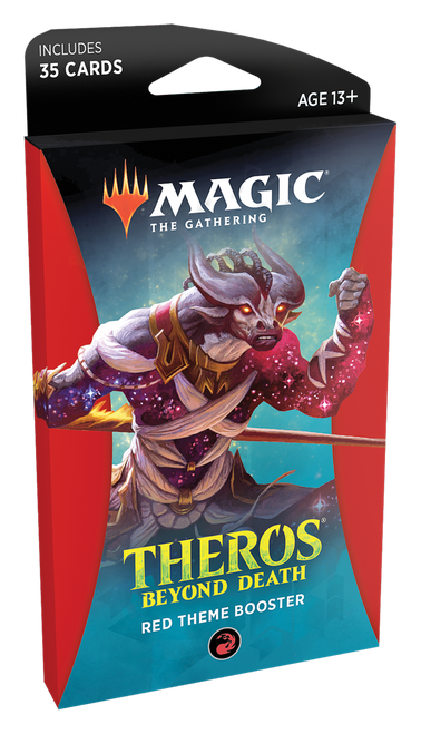 MTG: Theros Beyond Death Theme Booster (Choose Colour)