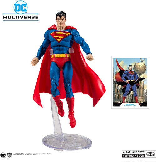 Dc Multiverse: Comic: Superman