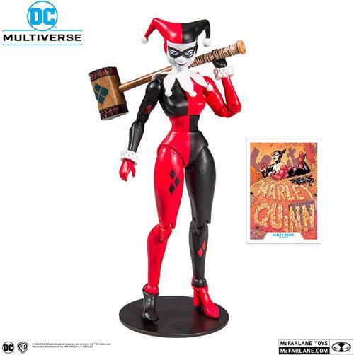 Dc Multiverse: Comic: Harley Quinn Classic