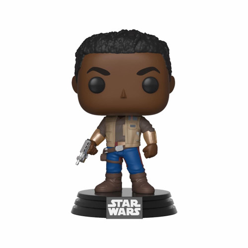 Pop Star Wars: Finn #309 REDUCED TO CLEAR