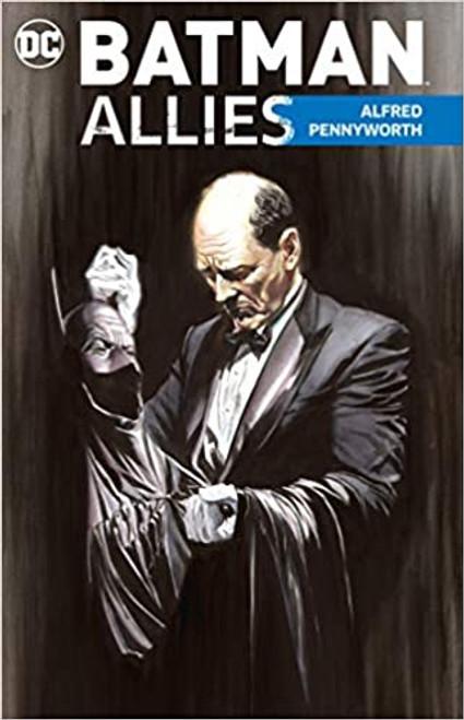 Batman Allies Alfred Pennyworth