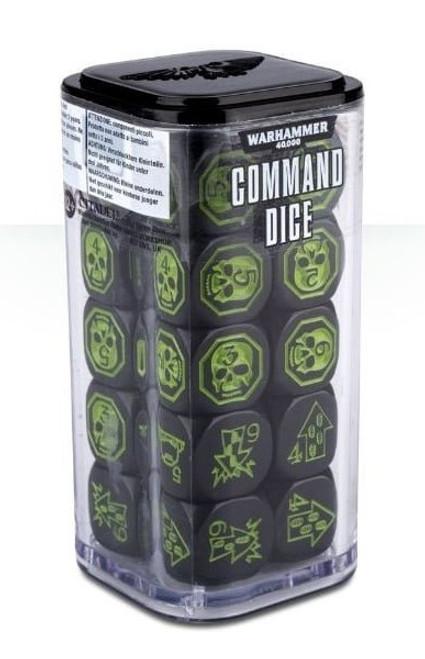 Warhammer 40K: Combat Dice