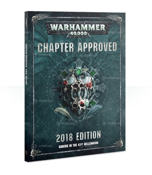 Warhammer 40K: Chapter Approved: 2018 Edition