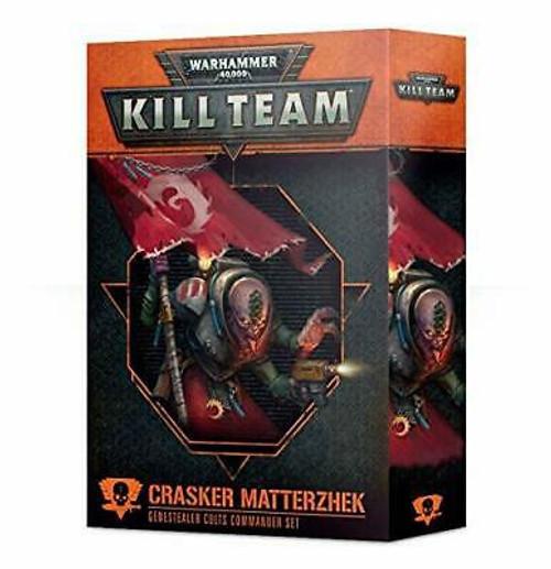 Warhammer 40K: Kill Team: Commander: Crasker Matterzhek