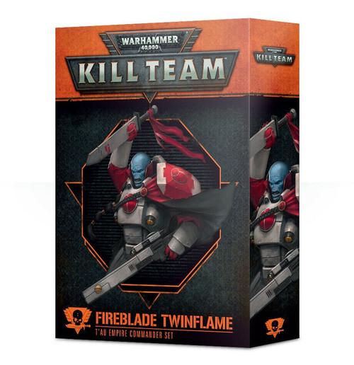 Warhammer 40K: Kill Team: Commander: Fireblade Twinflame