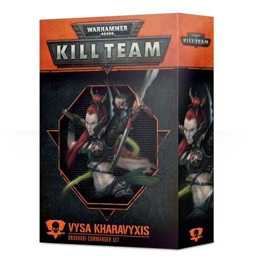 Warhammer 40K: Kill Team: Commander: Vysa Kharavyxis