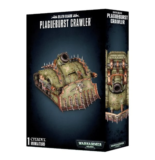 Death Guard Plagueburst Crawler (older packaging)