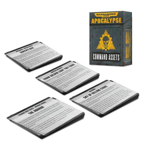 Warhammer 40k: Apocalypse Command Assets