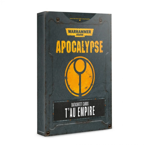Warhammer 40k: Apocalypse Datasheets: T'au Empire