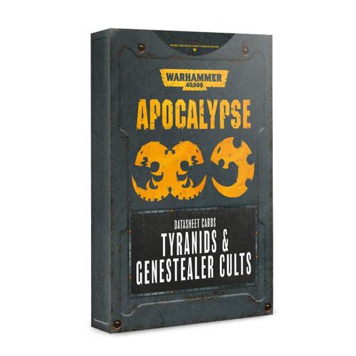 Warhammer 40k: Apocalypse Datasheets Tyranids & Genestealer Cults
