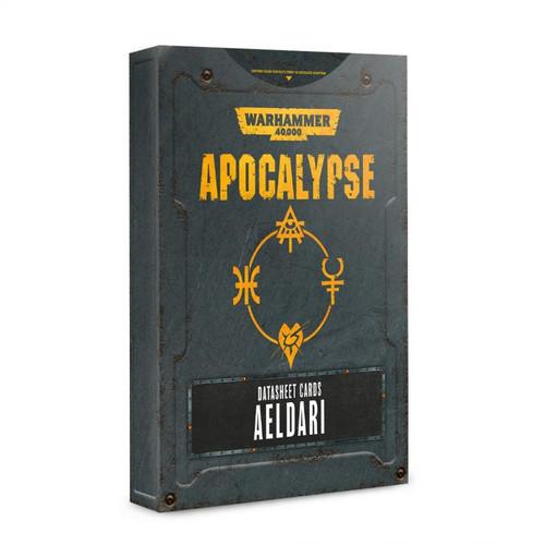 Warhammer 40k: Apocalypse Datasheets: Aeldari