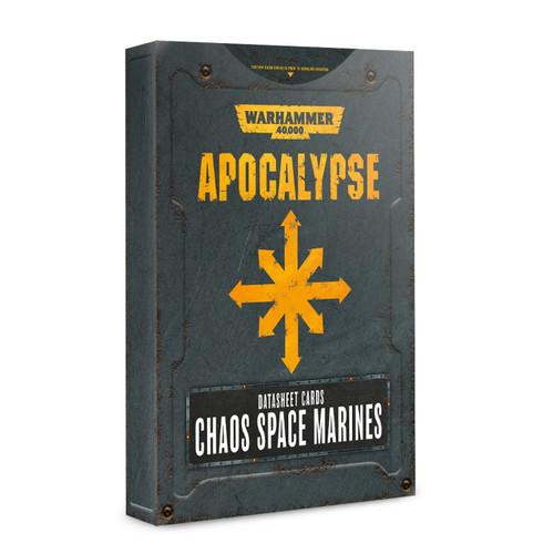 Warhammer 40k: Apocalypse Datasheets: Chaos Space Marines