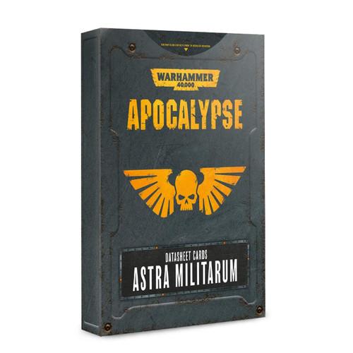 Warhammer 40k: Apocalypse Datasheets: Astra Militarum