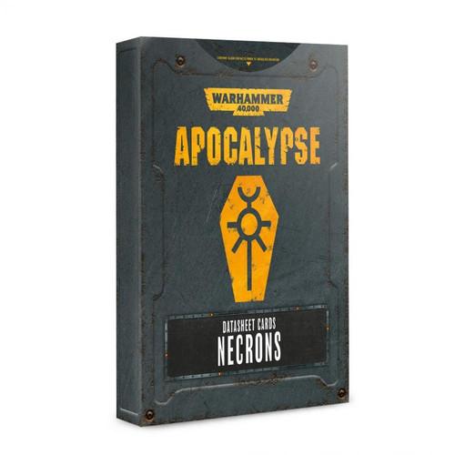 Warhammer 40k: Apocalypse Datasheets: Necrons