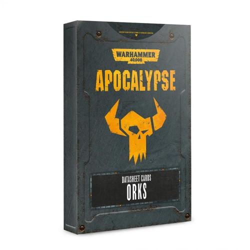 Warhammer 40k: Apocalypse Datasheets: Orks