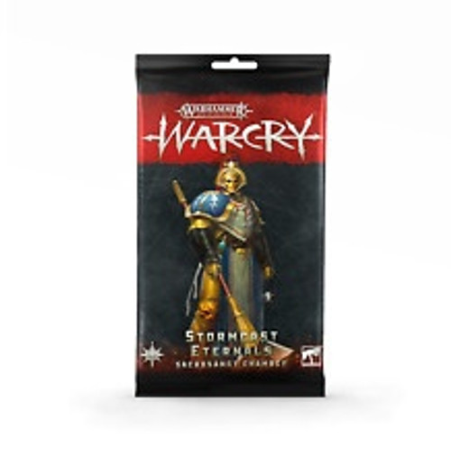 Warcry: Stormcast Sacrosanct Cards