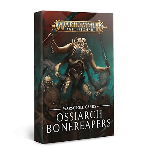 Warhammer Age Of Sigmar: Warscrolls: Ossiarch Bonereapers