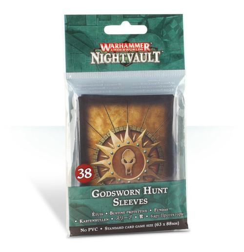 Warhammer Underworlds: Nightvault: Godsworn Hunt Sleeves