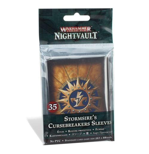 Warhammer Underworlds: Nightvault: Stormsire's Cursebreakers Sleeves