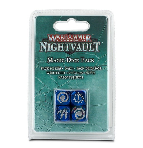 Warhammer Underworlds: Nightvault: Magic Dice Set