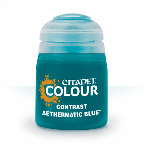 Citadel Colour: Contrast: Aethermatic Blue (18ml)