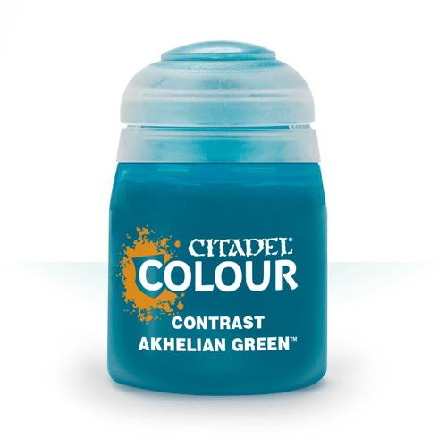 Citadel Colour: Contrast: Akhelian Green (18ml)