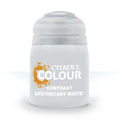 Citadel Colour: Contrast: Apothecary White (18ml)