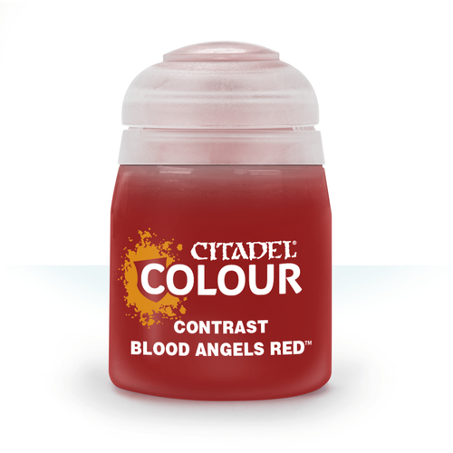 Citadel Colour: Contrast: Blood Angels Red (18ml)