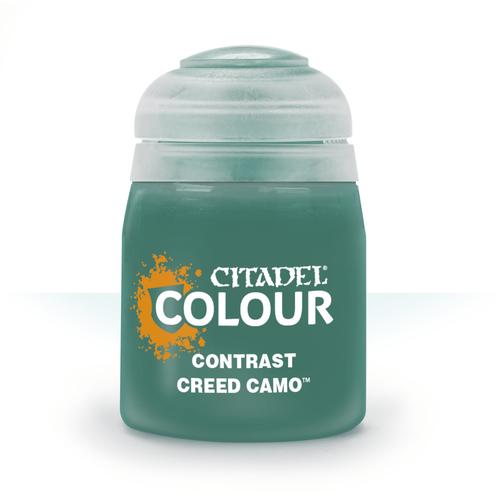 Citadel Colour: Contrast: Creed Camo (18ml)
