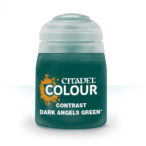 Citadel Colour: Contrast: Dark Angels Green (18ml)