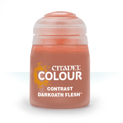 Citadel Colour: Contrast: Darkoath Flesh (18ml)