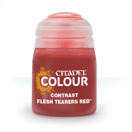 Citadel Colour: Contrast: Flesh Tearers Red (18ml)